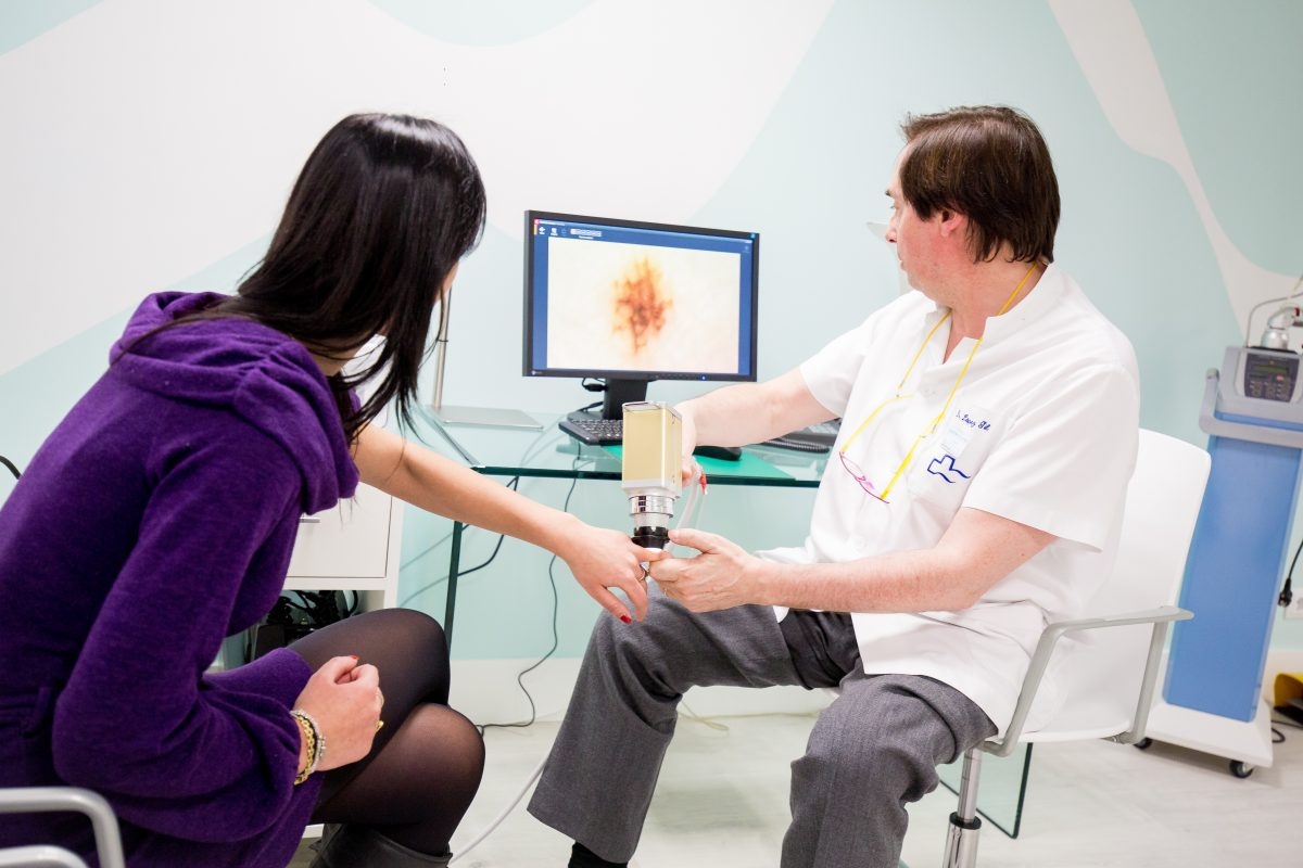 prevencion cancer de piel, andorra dermandtek, prevencion melanomas, cáncer de piel